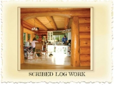 Scribed Log Homes at Nicola LogWorks Thumbnail