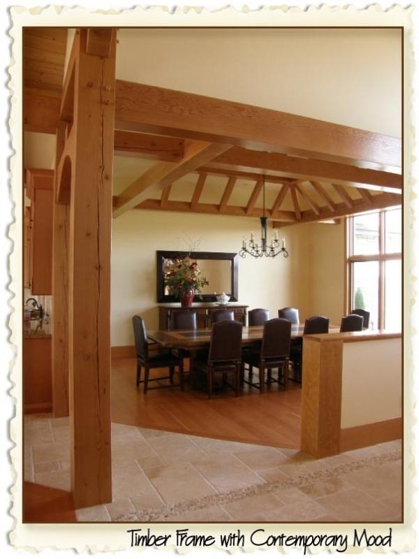 Pitt Meadows BC Timber Frame