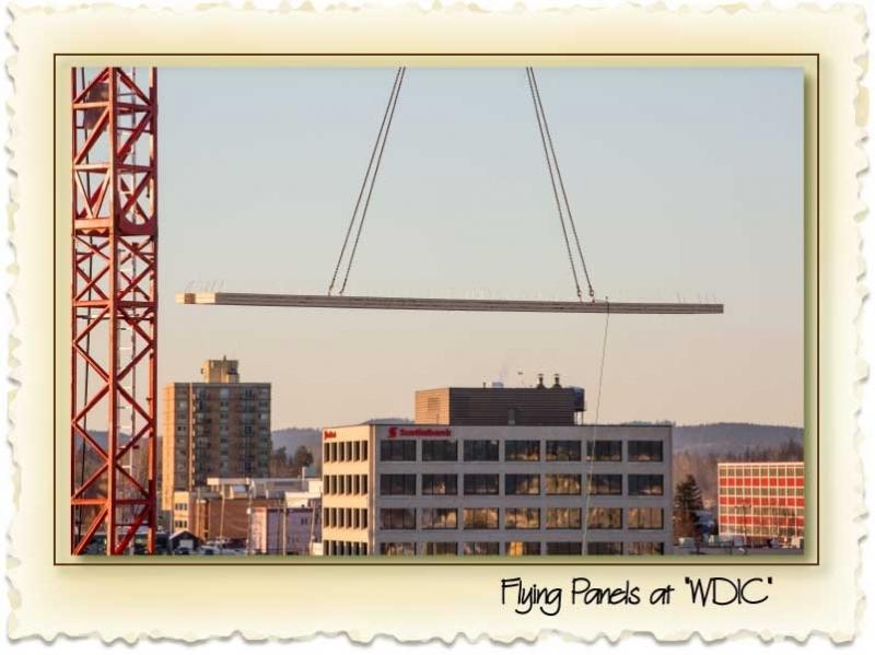 flying panels WDIC