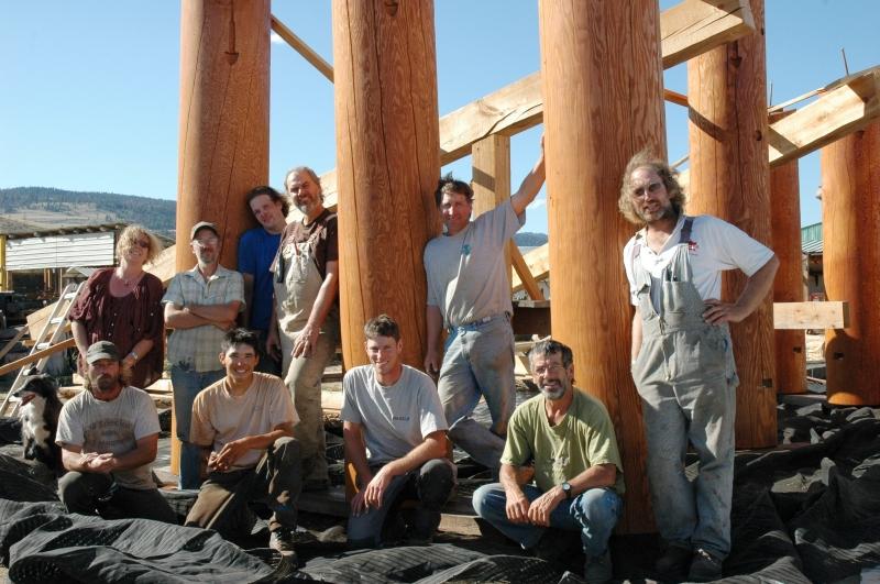 The Log Builders