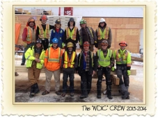 The Hard-Working WDIC Crew