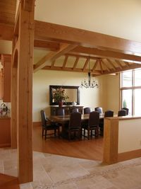 Contempary Timber Frame
