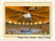 Thompson Rivers University - House of Learning