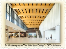 The Wide Wood Building