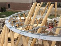 Complex Post and Beam for Mohawk College